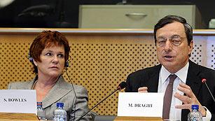 Ver vídeo  'Draghi: España ha subestimado el problema de Bankia'