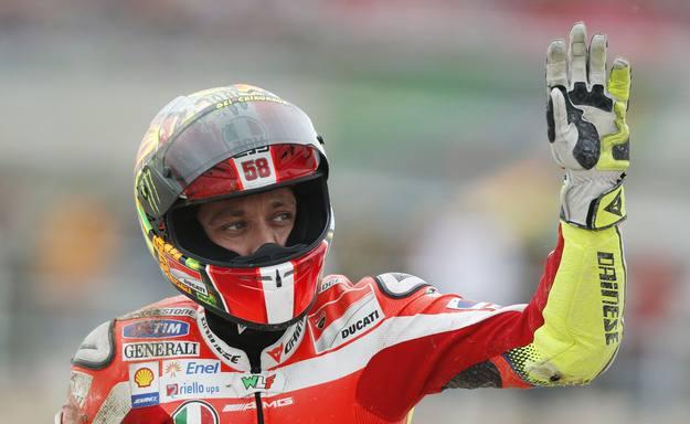 Rossi se despide del peor año de se carrera con ganas de que llegue 2012.