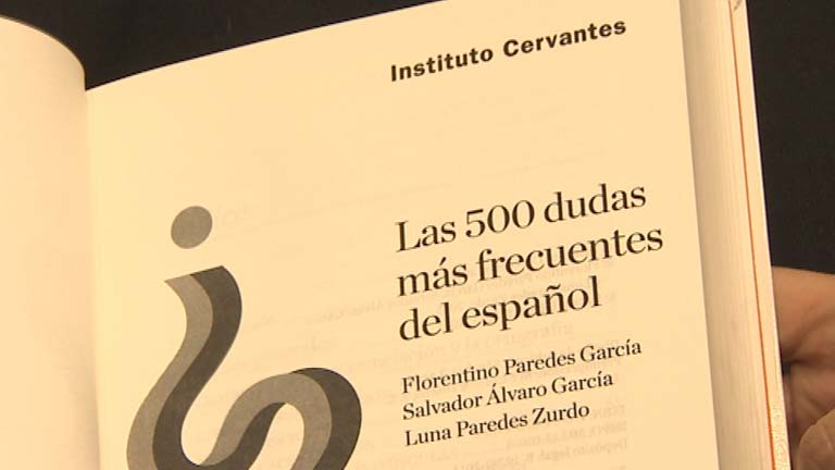 El Instituto Cervantes y la editorial Espasa publican el manual