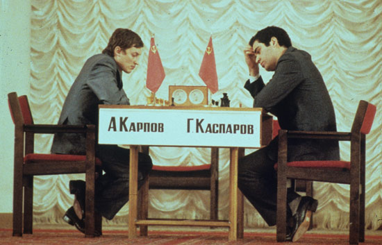 Informe semanal - El duelo Karpov-Kasparov