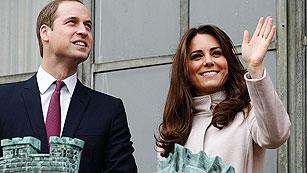Ver vídeo  'Los duques de Cambridge esperan su primer hijo'