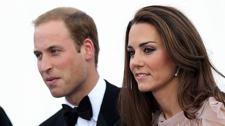 La duquesa de Cambridge,Catalina Middleton, ingresa para dar a luz