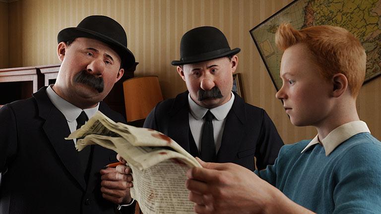 Días de cine - DVD: 'Tintín'