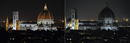 Earth Hour in Florence