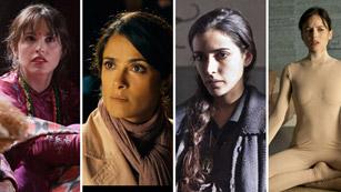 Ver vídeo  'Echegui, Hayek, Anaya y Cuesta están nominadas al Goya como mejor actriz protagonista'