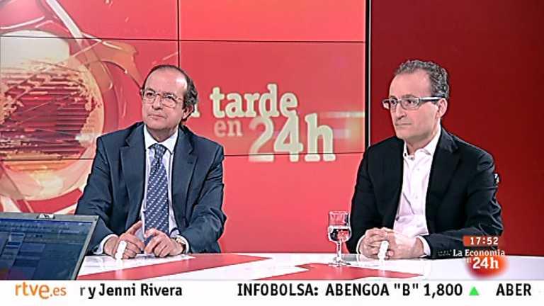 La tarde en 24 horas - Economía en 24 h. - 26/04/13