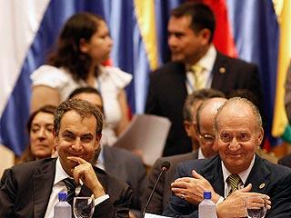 Ver vídeo  'La economía y el contagio de la crisis, uno de los temas principales en la 21 Cumbre Iberoamericana'