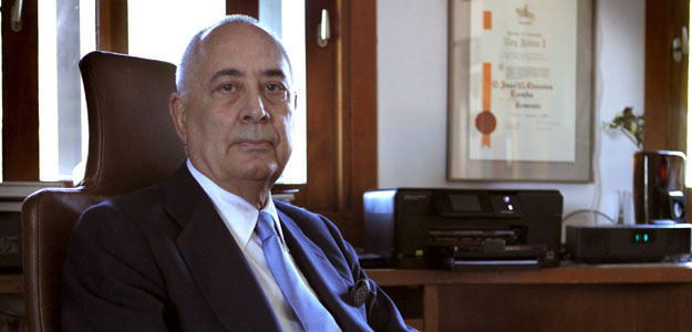 EL ECONOMISTA JOS&Eacute; TERCEIRO LOMBA, ELEGIDO ACAD&Eacute;MICO DE LA LENGUA