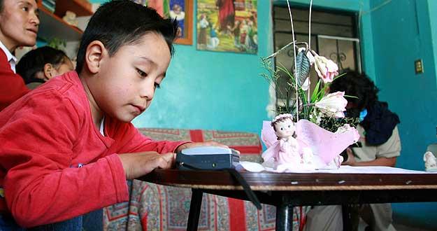 Se sospecha que este niño de 4 años fue el 'paciente 0' del virus.