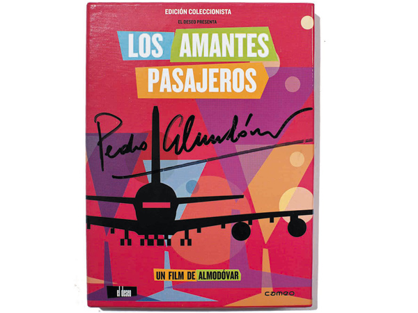 Edición especial cedida por Pedro Almodóvar