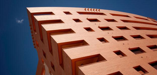 Edificio de apartamentos en España