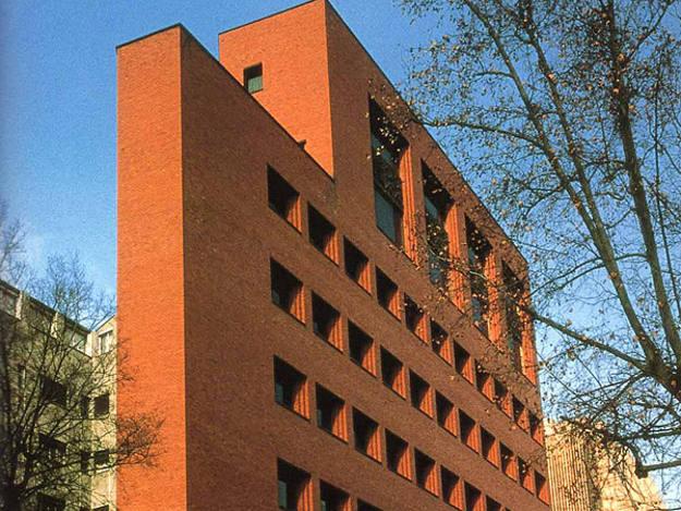 Edifico Bankinter de Madrid