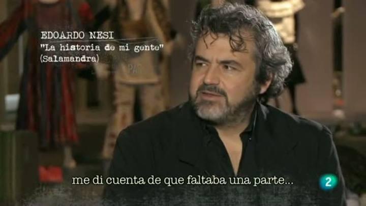 Página 2 - Entrevista:  Edoardo Nesi