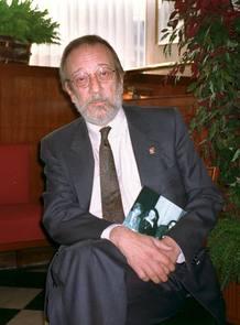 Eduardo Chamorro en 2001