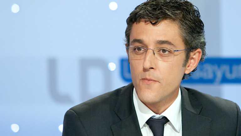 Los desayunos de TVE - Eduardo Madina, candidato a la secretaría general del PSOE