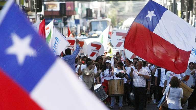 La educación, uno de los temas centrales en la campaña electoral chilena