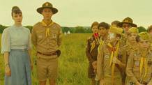 Edward Norton en una escena de 'Moonrise kingdom'