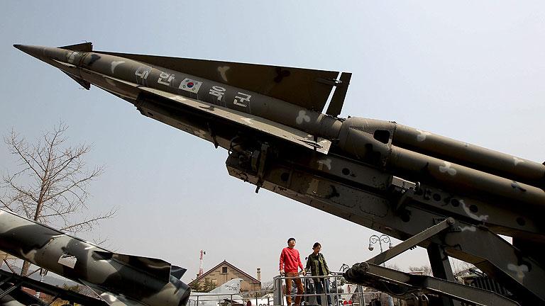 """EE.UU. cree que Corea del Norte podría lanzar misiles """"en cualquier momento"""""""