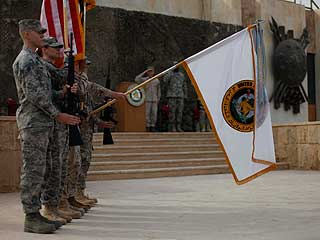 Ver vídeo  'EE.UU. sella el fin de la guerra de Irak con el arriado de la bandera'