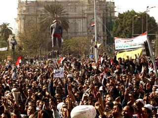 Ver v?deo  'Los egipcios siguen pidiendo la marcha de Mubarak'