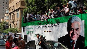Ver vídeo  'Egipto, listo para la histórica elección de un presidente democrático'