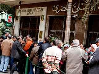 """Ver v?deo  'Egipto recupera la """"normalidad"""" con la apertura de bancos y comercios'"""