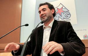 Ver v?deo  'La Ejecutiva del Bloque Nacionalista Gallego analiza los resultados de las elecciones'