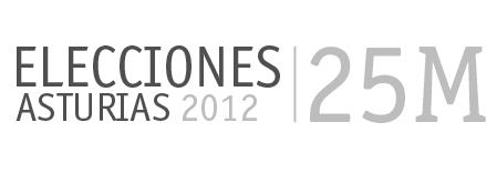 Elecciones Asturias 2012
