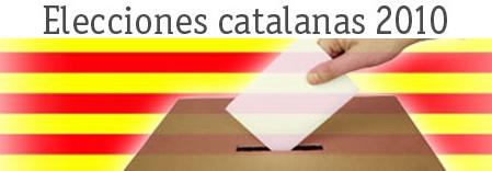 Elecciones catalanas 2010