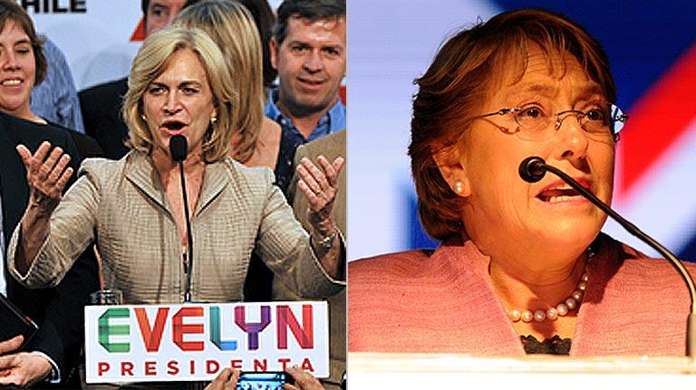 Bachelet gana en Chile con más del 46% de los votos pero no consigue evitar la segunda vuelta