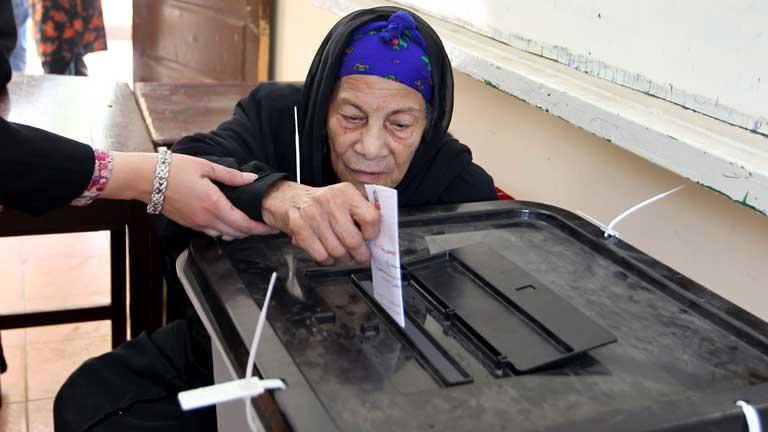 En Egipto hay quien vota por convicción y quien vota por temor