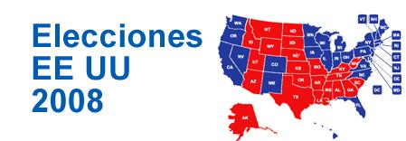 Elecciones estadounidenses 2008