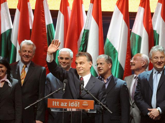 Las elecciones en Hungría dejan un espectacular giro a la derecha