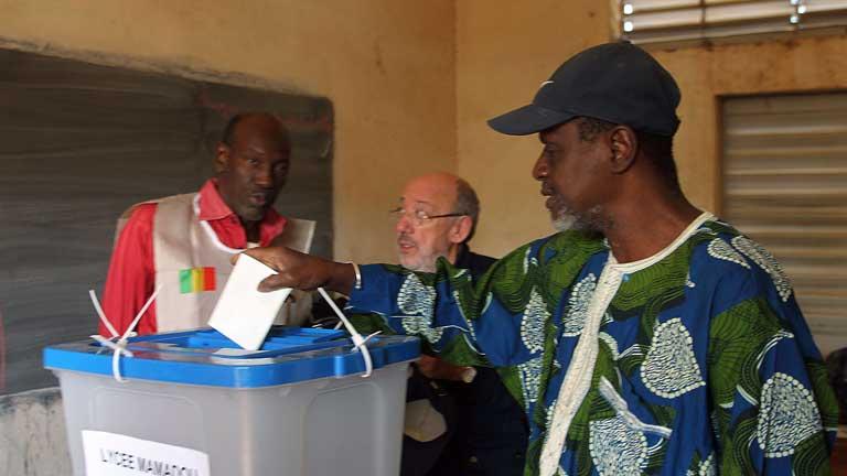 Importantes elecciones legislativas en Mali para la estabilización del país