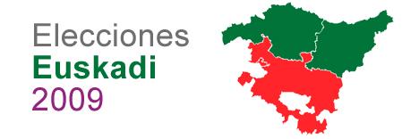 Elecciones vascas 2009