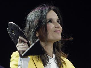 Ver vídeo  'Elena Anaya, mejor actriz en los Premios Forqué 2012'