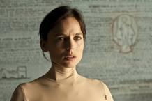 Elena Anaya, en una secuencia de la película.