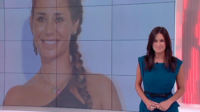 Elena S. Sánchez, primera presentación en 'Corazón'
