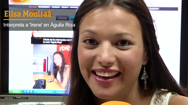 &Aacute;guila Roja - Elisa Moulia&aacute; en RTVE.es