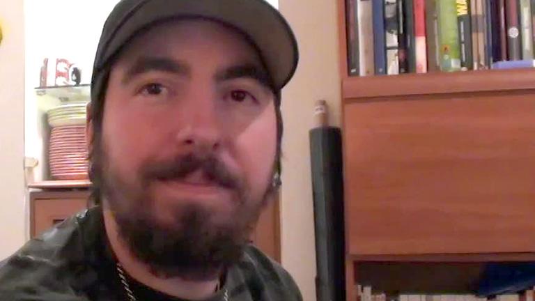 Amigos de Buscamundos -Eloy Yebra, actor y rapero