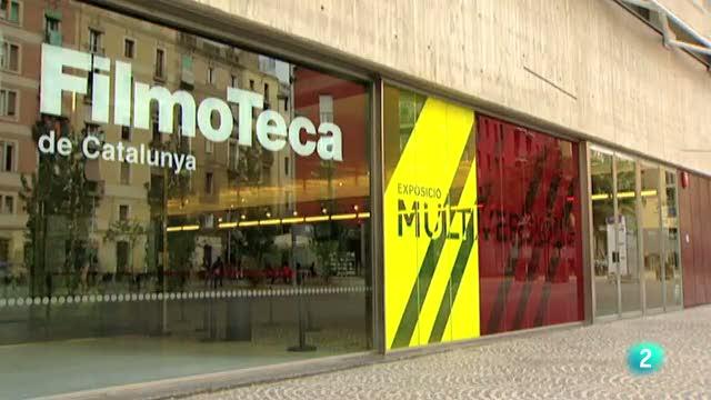 Moments - Els pioners del cinema català