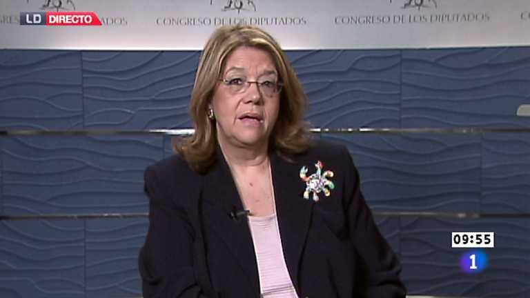 Los desayunos de TVE - Elvira Rodríguez, presidenta de la comisión de economía y competitividad del Congreso