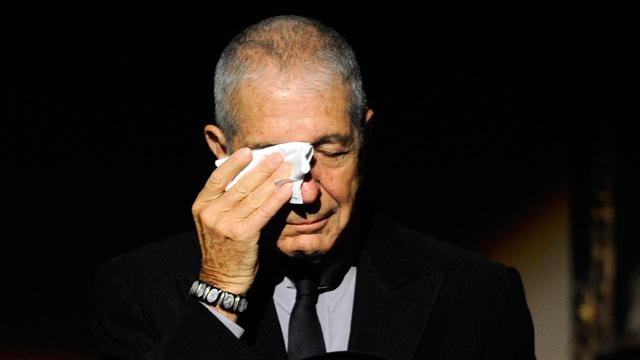 Emotivo tributo a las letras y música de Leonard Cohen en Gijón
