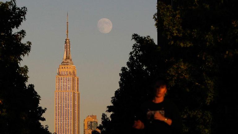 El Empire State, uno de los símbolos de Nueva York, sale a Bolsa