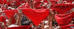 Encierros de San Ferm&iacute;n 2011