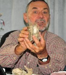 Encuentran el cráneo completo de un simio que vivió hace 20 millones de años