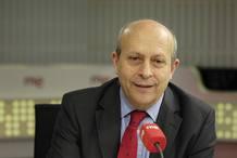 Juan Ramon Lucas entrevista a Jose Ignacio Wert, Ministro de Cultura, Educacion y Deportes