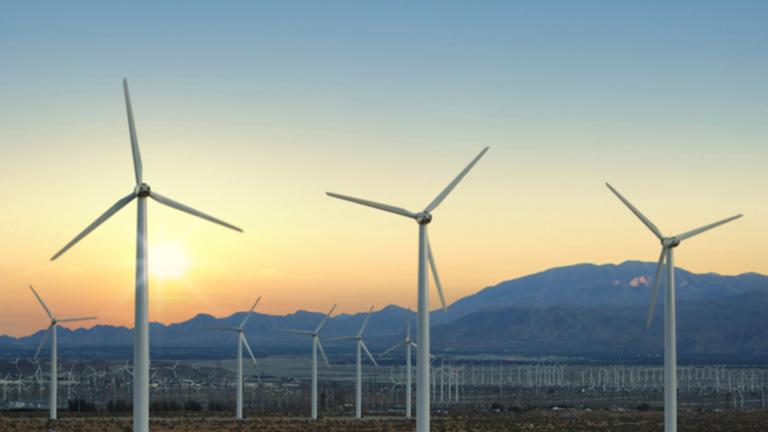 La energía eólica batió récords en 2013