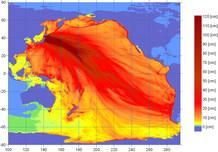 La energía liberada durante el terremoto es igual al consumo de crudo de cuatro años