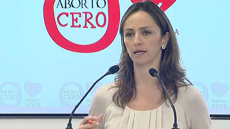 """Derecho a Vivir pide eliminar el """"coladero"""" del supuesto de riesgo psicológico"""